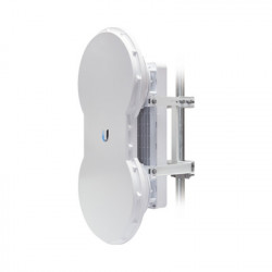 UBIQUITI NETWORKS - AF-5 - Radio de Backhaul de alta capacidad full duplex tecnología airFiber hasta 1.2 Gbps 5 GHz (5470 - 5950 MHz) con antena integrada de 23 dBi
