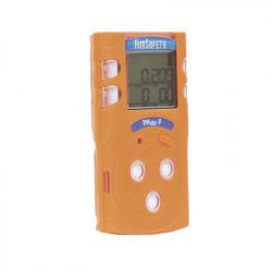 MACURCO - AERIONICS - PM400-P2G - Monitor Personal Multi Gas   Con Perla Catalitica Detecta 2 Gases (O2/LEL)