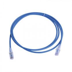 SIEMON - MC6-07-06 - Patch Cord MC6 Modular Cat6 UTP CM/LS0H 7ft Color Azul