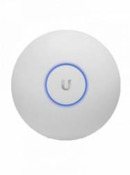 UBIQUITI NETWORKS - UAP-AC-LR - Access Point UniFi de largo alcance Doble banda 802.11ac MIMO2X2 para interior PoE 802.3af soporta 250 clientes hasta 867 Mbps