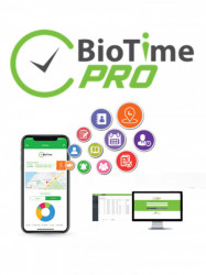 BioTimePro App Lite ZKTECO BioTimeProAppLite