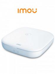 DAHUA - DHT0150009 - IMOU ALARM STATION - Panel de Alarma Inalambrico/ 433 MHz/ 32 Zonas Inalambricas/ Wifi o Ethernet/ Sirena/ #Seguridad #10+1