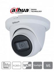 DHT0040019 DAHUA DAHUA IPC-HDW2831TM-AS-S2 - Camara IP Domo 8 de Megap