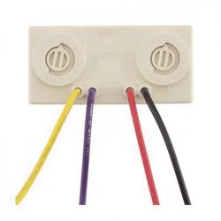 FIRE-LITE - MMF-301 - Mini Módulo Direccionable / Monitoreo de Contacto Seco / Normalmente Abierto