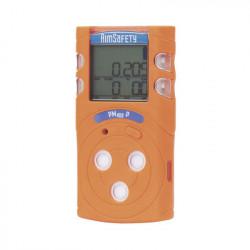 MACURCO - AERIONICS - PM400-P - Monitor Personal Multi Gas   Con Sensor Pellistor Detecta 4 Gases (O2/H2S/CO/LEL)