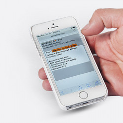 MCDI SECURITY PRODUCTS INC - STM - Licencia Modulo Herramienta de supervisión móvil para su central de alarmas y software Securithor V2. Ideal para supervisores gerentes etc de la central de monitoreo de alarmas.