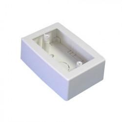 THORSMAN - TMK-S1 - Caja de Registro Universal color blanco de PVC auto extinguible (7902-02001)