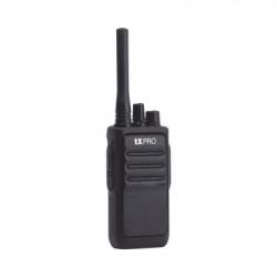 TX PRO - TX-320 - Radio Portátil UHF 400-470 MHz 16 canales 2 Watts de potencia SÚPER Bajo Costo