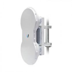 UBIQUITI NETWORKS - AF-5U - Radio de Backhaul de alta capacidad full duplex con antena integrada de 23 dBi con tecnología airFiber hasta 1.2 Gbps 5 GHz (5725 - 6200 MHz)