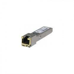 UBIQUITI NETWORKS - UF-RJ45-1G - UFiber Módulo Ethernet RJ45 a SFP 10/100/1000 Mbps distancia hasta 100 m