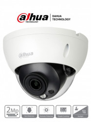 DHT0040013 DAHUA DAHUA IPC-HDBW5241R-S -Camara IP Domo Antivandalico d