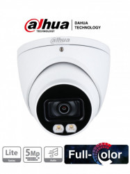 DHT0300011 DAHUA DAHUA HDW1509T-A-LED - Camara Domo Full Color de 5 M