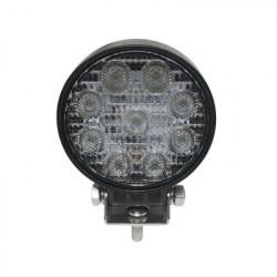 ECCO - 1020AW - Luz de trabajo ultrabrillante 9 LED 1500 lumen 12-24 VCD