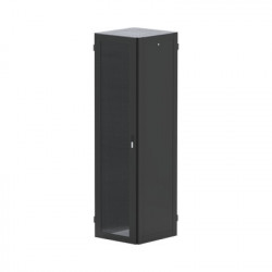 LINKEDPRO - SR-1980-GAC-V2 - Gabinete Profesional para Telecomunicaciones de 45UR 600 mm Ancho x 600 mm Profundidad.