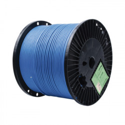 PANDUIT - PUP6AV04BU-G - Bobina de Cable UTP de 4 Pares Vari-MaTriX Cat6A 23 AWG CMP (Plenum) Color Azul 305m