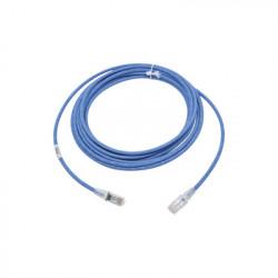 SIEMON - MC6-20-06B - Patch Cord MC6 Modular Cat6 UTP CM/LS0H 20ft Color Azul Versión Bulk (Sin Empaque Individual)