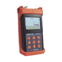 TEMPO - 930XC-30F-APC-SC - OTDR para pruebas en Enlaces de Fibra Óptica lambdas 1310/1550/1625 nm / Prueba Fibra Viva