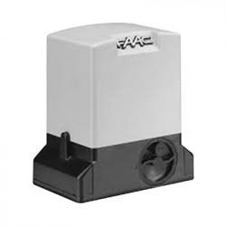 FAAC - 121360 - Operador FAAC 741 para Puertas Corredizas de Hasta 900 kg / Longitud Máxima de la Hoja de 15 Metros