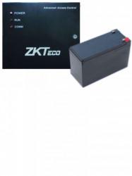 paquete de Gabinete ZK bater ZKTECO paquetedeGabineteZKbater
