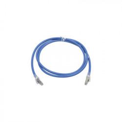 SIEMON - ZM6A-05-06B - Patch Cord Z-MAX Cat6A UTP CM 5ft Color Azul Versión Bulk (Sin Empaque Individual)