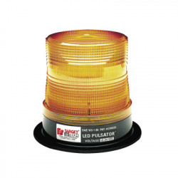 FEDERAL SIGNAL - 212-650-02-SB - Burbuja PULSATOR LED Clase 2 Color ámbar Montaje Permanente