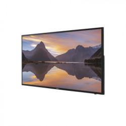 "Hanwha Techwin Wisenet - SMT-4033 - Monitor Profesional LED de 40"" ideal para Videovigilancia / Uso 24/7 / Resolución FULL HD 1920 x 1080 / Entradas de video HDMI DVI VGA y BNC."