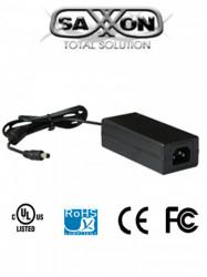 TVN0830052 SAXXON SAXXON PSU1204D- Fuente de poder regulada de 12 VCD/