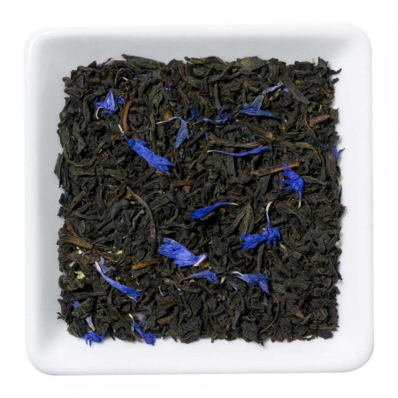 Ceai English Earl Grey Blue Flower