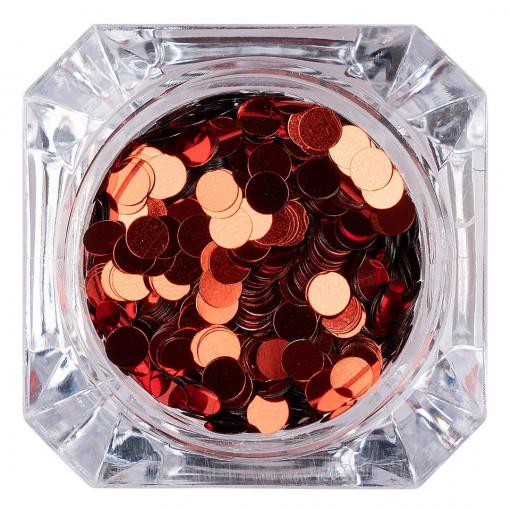 Poze Confetti Unghii LUXORISE #014 Colorful Spots