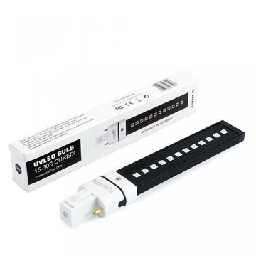 Poze Neon Lampa UV LED LUXORISE Hybrid Universal 9W, Double Light LED