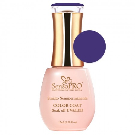 Poze Oja Semipermanenta SensoPRO Mov Mauve Ink #029, 15ml