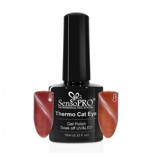 Poze Oja Semipermanenta SensoPRO Thermo Cat Eye #03, 10 ml