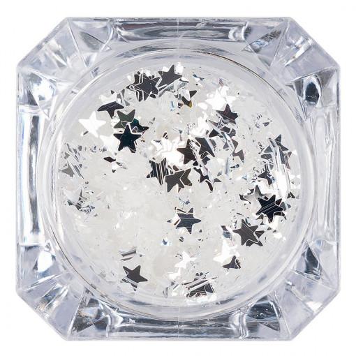 Poze Paiete Unghii LUXORISE #016 Shiny Stars