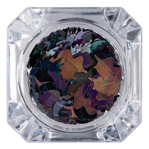 Poze Paiete Unghii LUXORISE #017 Dreamy Unicorn
