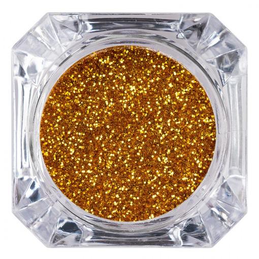 Poze Sclipici Glitter Unghii Pulbere Aramiu #38, LUXORISE