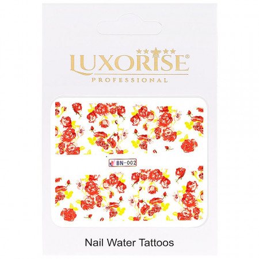 Poze Tatuaj unghii Nature BN-002, LUXORISE