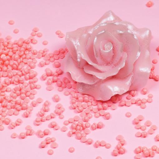 Poze Ceara Epilat Elastica Granule Titanio Rosa SensoPRO Milano, 500g