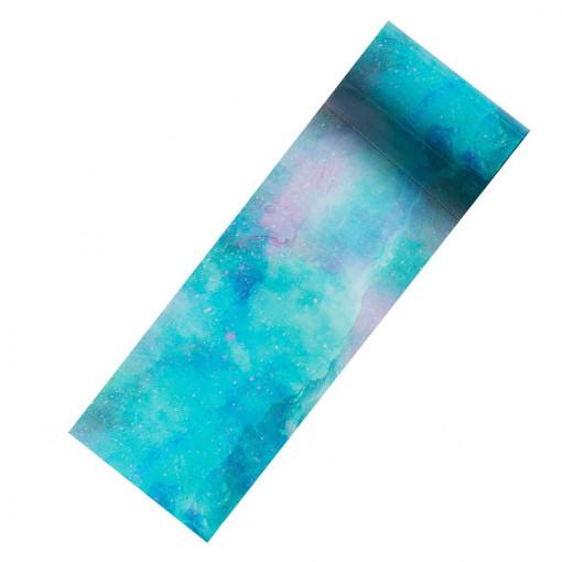 Poze Folie Transfer Unghii LUXORISE Watercolor Dreams #276