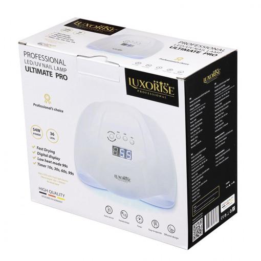 Poze Lampa UV LED LUXORISE ULTIMATE PRO 54W, Display Digital