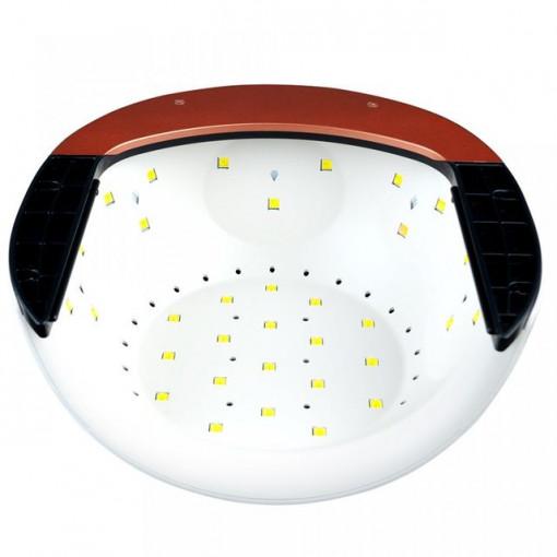Poze Lampa UV LED LUXORISE X-PERT SUPREME 48W, Roz