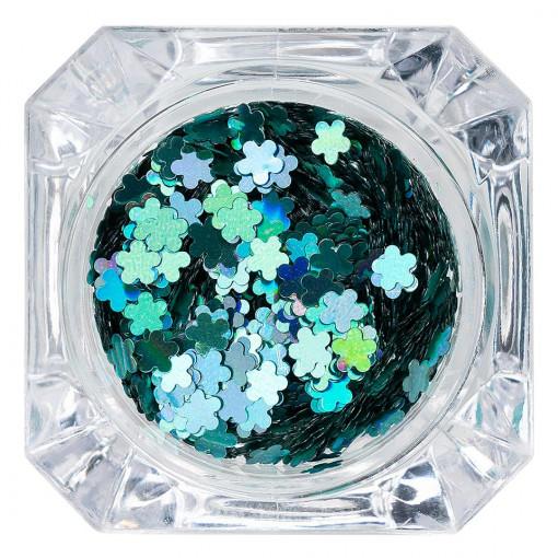 Poze Paiete Unghii LUXORISE #06 Dreamy Flowers