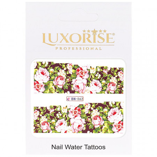 Poze Tatuaj Unghii Nature BN-062, LUXORISE
