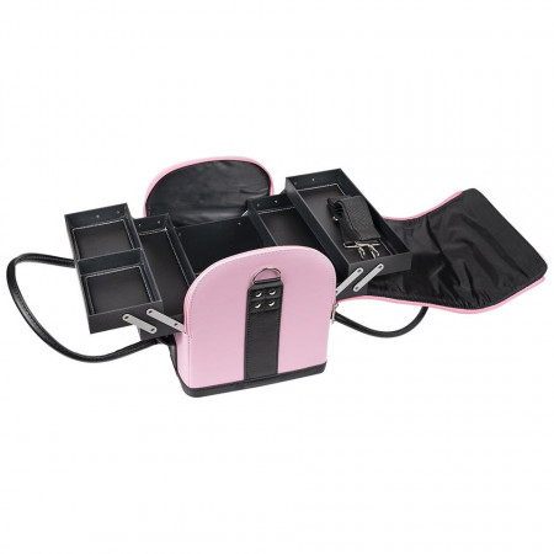 Poze Geanta Produse Cosmetice LUXORISE, Pink Vibe