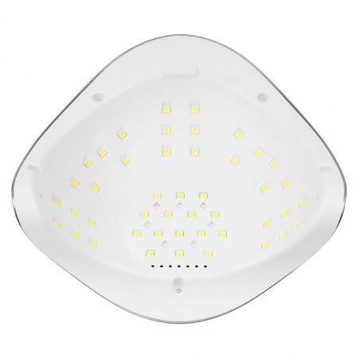 Poze Lampa UV LED 72W Evolution PRO LUXORISE, Electric Pink