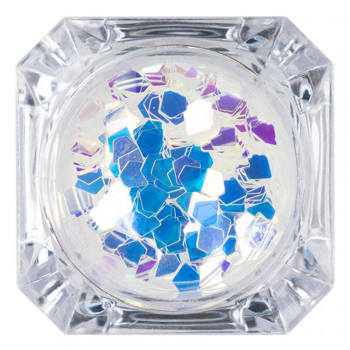 Poze Paiete Unghii LUXORISE #07 Geometric Glow