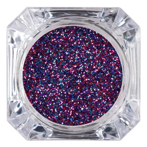 Poze Sclipici Glitter Unghii Pulbere Delicious #59, LUXORISE