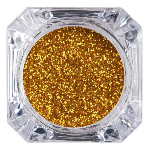 Poze Sclipici Glitter Unghii Pulbere Sunny Day #60, LUXORISE