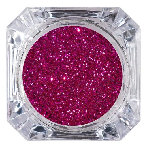 Poze Sclipici Glitter Unghii Pulbere Visiniu #28, LUXORISE