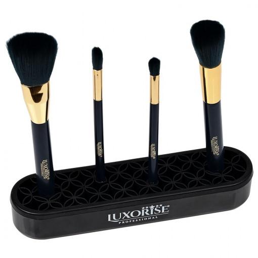 Poze Suport pensule makeup LUXORISE, negru