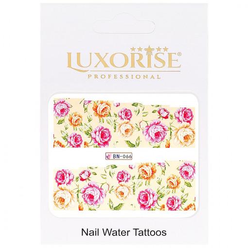 Poze Tatuaj Unghii Nature BN-066, LUXORISE